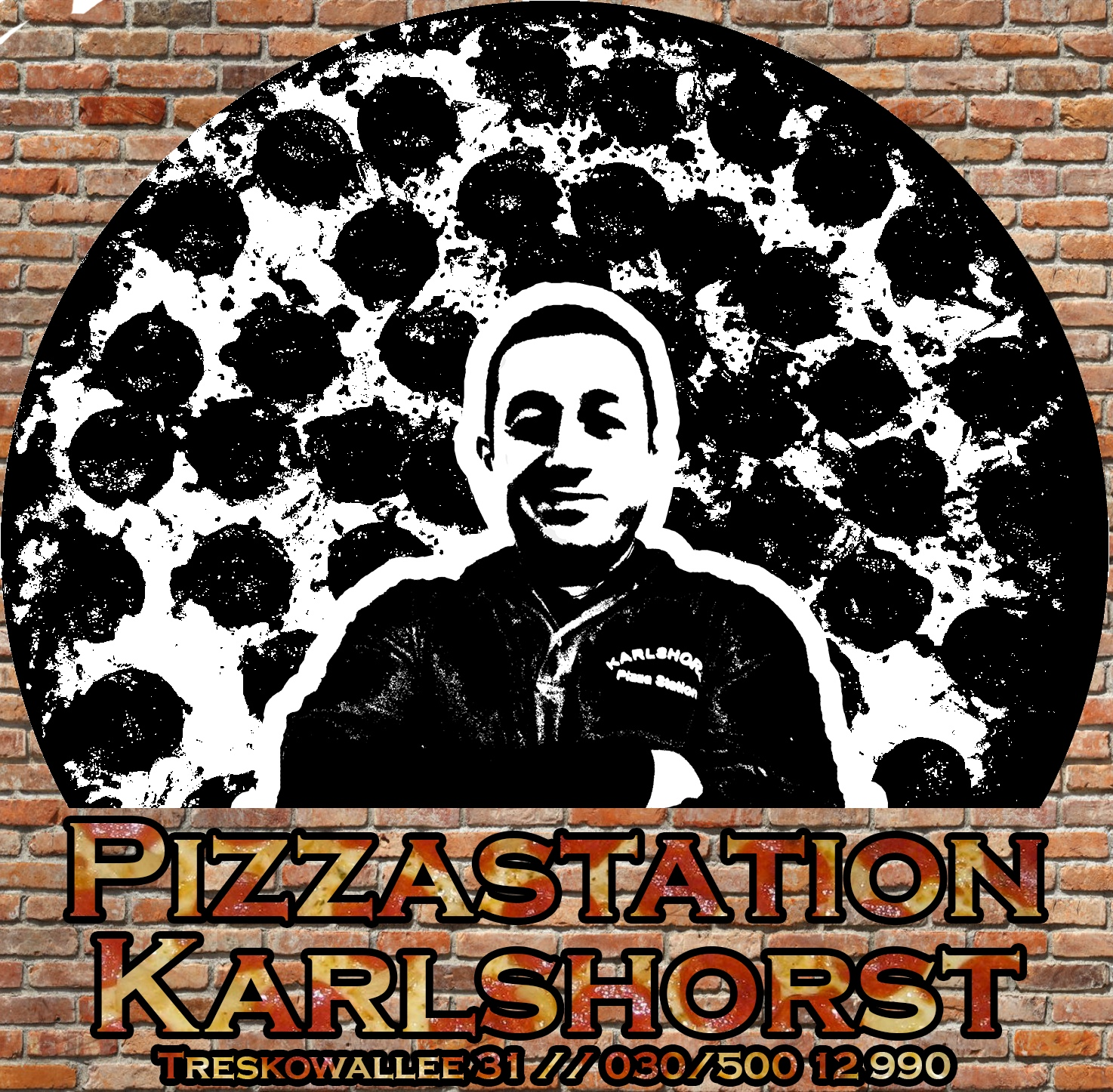 Pizzastation Karlshorst